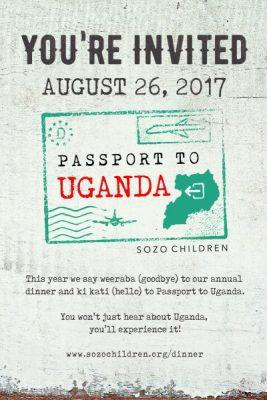 Passport to Uganda